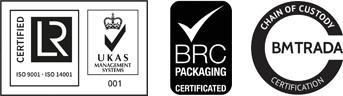 BRC ISO Logos